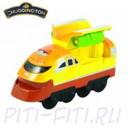 Chuggington. Die-Cast. Паровозик Чаггер (со светом и звуком)